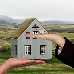 оформить в ипотеку