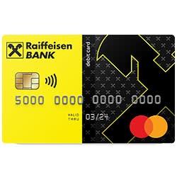 дебетовая карта с кэшбэком и бесплатным обслуживанием